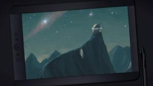 Písečníci a bludný asteroid 2a