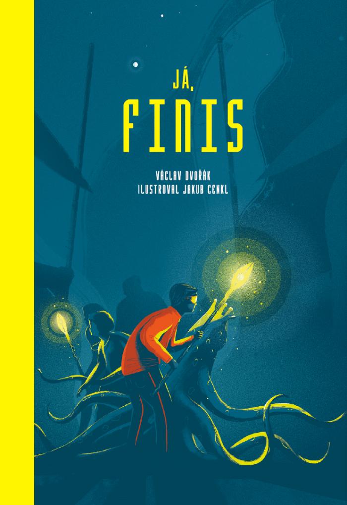 Kniha pro děti a mládež Já, Finis
